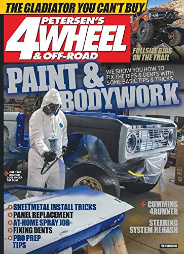 4 Wheel & Off Road - Wheels Magazine Dirt