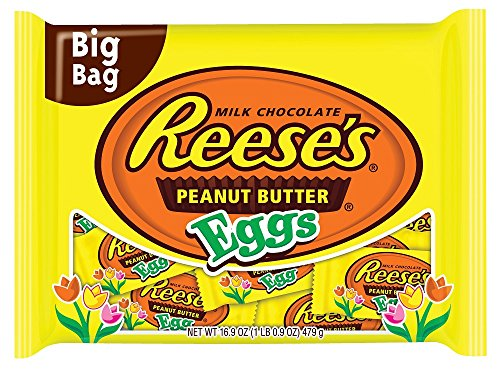 (Reese's Easter Peanut Butter Eggs, 16.90 Ounce)