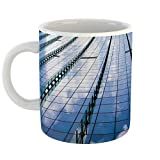 Westlake Art - Hotel Hotel - 11oz Coffee Cup Mug - Modern Picture Photography Artwork Home Office Birthday Gift - 11 Ounce (1452-B4F1D)