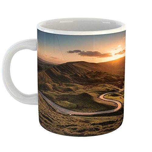Westlake Art - Coffee Cup Mug - Sky Highland - Home Office Birthday Present Gift - 11oz (f30 46a)