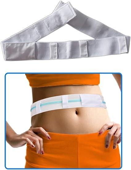 Feeding Tube Accessory A PEG tube and J tube belt PD Belt Feeding Tube Belt Suprapubic Catheter belt Drainage tube belt