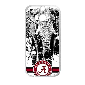 Alabama crimsontide elephant Cell Phone Case for HTC One M8