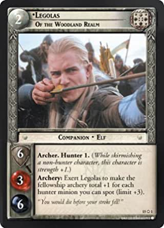 The Lord Of The Rings Trading Cards Gondor