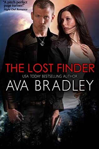 book cover of The Lost Finder
