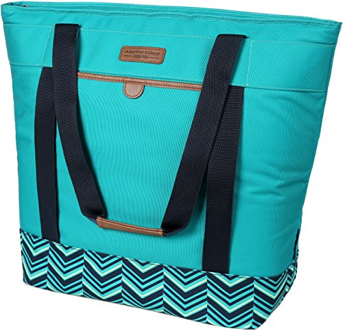 California Tote Bag (Arctic Zone 2010IL008987 Jumbo Thermal Insulated Tote Hot/Cold Food Carrier,)