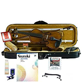 Bunnel Pupil Student Violin Outfit 1