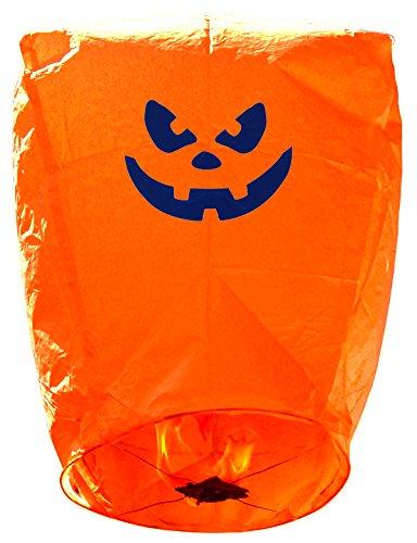 Eclipse-Orange-Jack-O-Lantern-Sky-Lantern-Set-of-5-Flying-Chinese-Sky-Lanterns-by-Just-Artifacts
