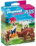 Playmobil Especiales Plus - Niña con cabras, playset (4785)