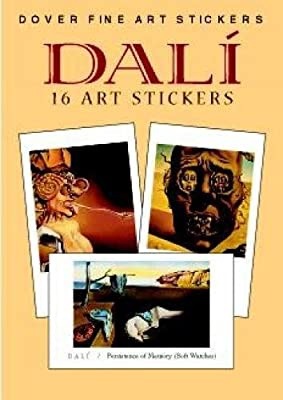 Dali: 16 Art Stickers (Dover Art Stickers): Amazon.es: Dali ...
