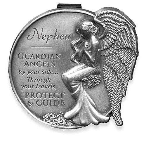 (Nephew Guardian Angel Visor Clip.)