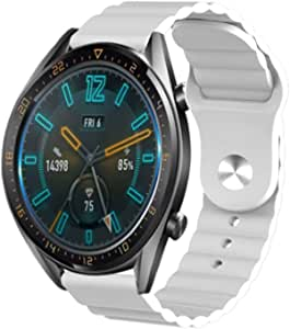 Strap Silicone Sport Band 22MM for Samsung galaxy watch 46mm