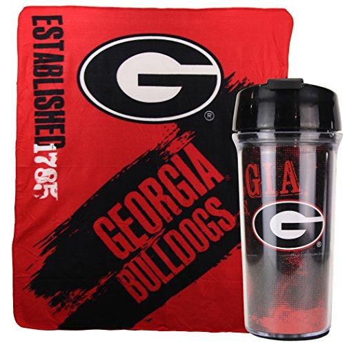 The Northwest Company NCAA Mug & Snug Gift Set (Georgia Bulldogs) ()