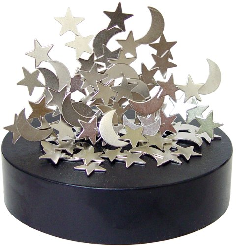 Magnetic Star Moon Sculpture ROCKYMART product image