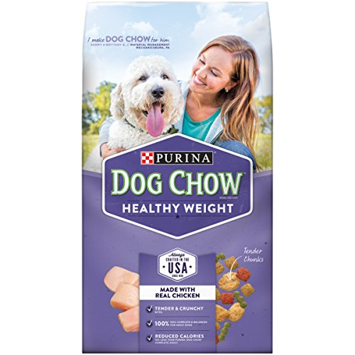 Purina  Dog Chow  Healthy Weight Dry Dog Food - (3) 4 lb. Bags by Purina Dog Chow