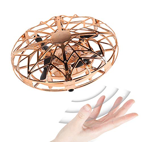 UFO Flying Ball for Boy Kids, Toy for 5-14 Year Old Boys Children Remote Control Drone Helicopter Toy Age 7 8 9 Boys Toys Gift 4-15 Year Old Girls Teen Boy (Best Toys For 15 Year Olds)