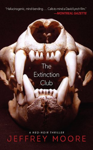 The Extinction Club: A Neo-Noir Thriller