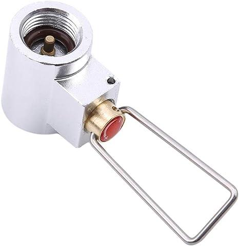 Beiswin Adaptador de válvula de inflado de Botella de Gas ...