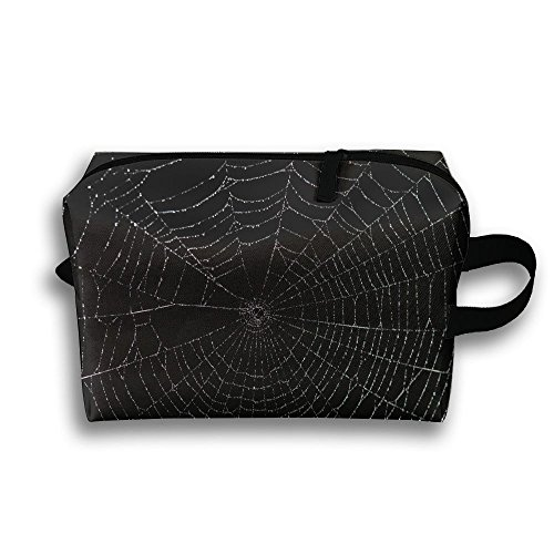 Yiot Spider Web Travel Toiletry Organizer - Gin Web