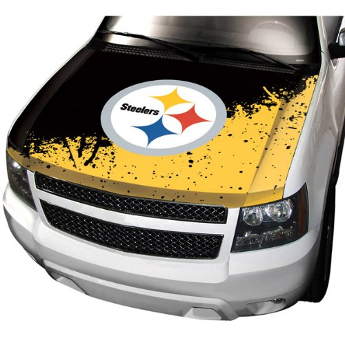 Best savings for NFL Pittsburgh Steelers Auto Hood Cover