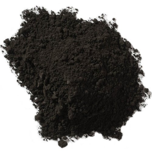 1 OZ BLACK OXIDE PIGMENT FOR SOAP COSMETICS BY DR.ADORABLE