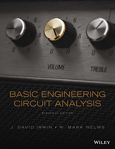 Basic Engineering Circuit Analysis, 11th Edition