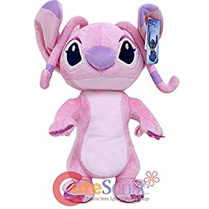 Amazon Com Disney Lilo And Stitch Angel Jumbo 17 Quot Plush