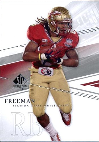 2014 Upper Deck Sp Authentic Football Rookie Card   53 Devonta Freeman