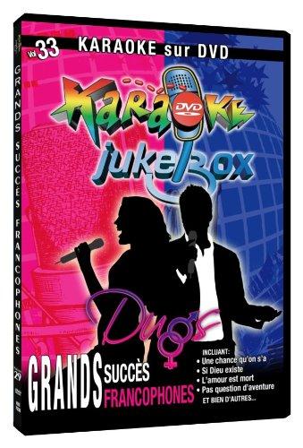 Karaoke Jukebox Vol. 33 - Grands Succes Francophone for sale  Delivered anywhere in Canada