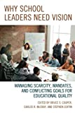 img - for Why School Leaders Need Vision: Managing Scarcity, Mandates, and Conflicting Goals for Educational Quality book / textbook / text book
