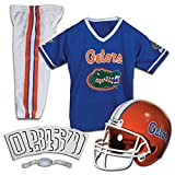 Franklin Sports NCAA Florida Gators Deluxe Youth Team Uniform Set, Small
