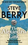 Front cover for the book The Alexandria Link by Steve Berry