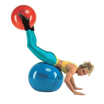 1x Behrend Ballon de gymnastique Classic, Fitness Ballon de gymnastique, Gymnic Balle, élastique, tailles et couleur Choix