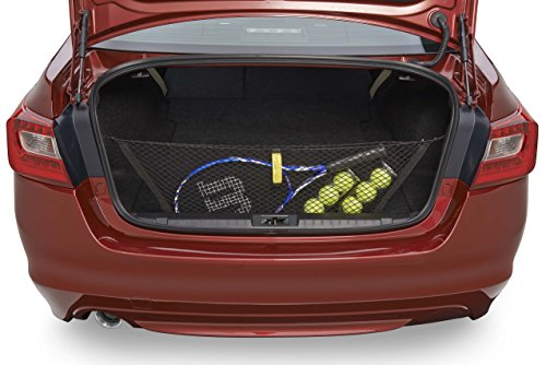 Subaru 2015-2018 Legacy Rear Cargo Trunk Net Black Genuine OEM NEW F551SAL030 OE ()