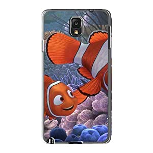 Anti-Scratch Hard Phone Case For Samsung Galaxy Note 3 With Custom Nice Finding Nemo 3d Movie Skin NataliaKrause