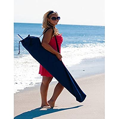 Beach Umbrella Carry Bag (Umbrella Not Included) Large 53L x 12W in.