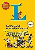 Langenscheidt Grundschulwörterbuch Deutsch - Buch (Ting-Ausgabe): Mit Spielen für den Ting-Stift (Langenscheidt Grundschulwörterbücher)