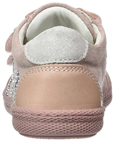 Primigi Ptf 7190, Zapatillas Para Niñas Rosa (Baby/rosa)