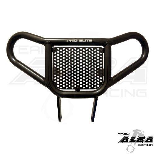 -2006) Standard Front Bumper Black (1989 Yamaha Banshee Stock)