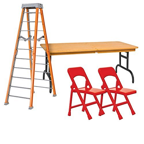 Used, Figures Toy Company Ultimate Ladder Table and Chairs for sale  Delivered anywhere in Canada