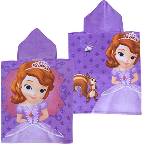 Sofia The First Kid's Hooded Towel - 2