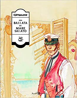 Corto Maltese. Una ballata del mare salato  Amazon.co.uk  Hugo Pratt ... 36108950fa6e