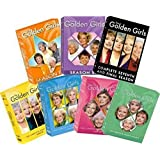 studio1 New, The Golden Girls: Complete Series, Seasons 1-7 (DVD, 21-Disc Set), Fast and Free!!!