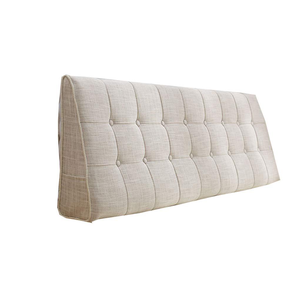 高品質 ベッドサイド ソファベッドサイド大型三角ウェッジクッション - ベッド背もたれポジショニングサポート枕読書用ピローオフィス腰部パッド : - 取り外し可能かつ洗える10色 B07RJJ4C7G (色 : D A, サイズ さいず : 160X50CM) B07RJJ4C7G 200X50CM|D D 200X50CM, カワマタマチ:a7218e0f --- rosecityshine.com