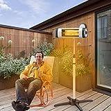 Outdoor Electric Patio Heater, Indoor Infrared