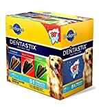 Cheap Pedigree Dentastix Variety Pack (51 Treats) 3 Flavors