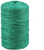 Christmas Green Twine,Green String,Green Jute