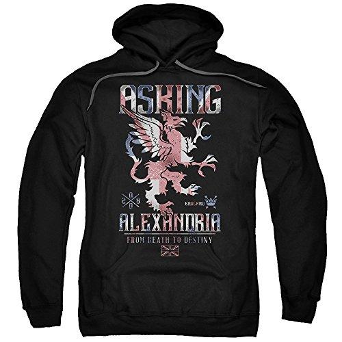 Asking Alexandria - Royalty Adult Pull-Over Hoodie