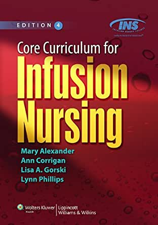 Infusion ISBN