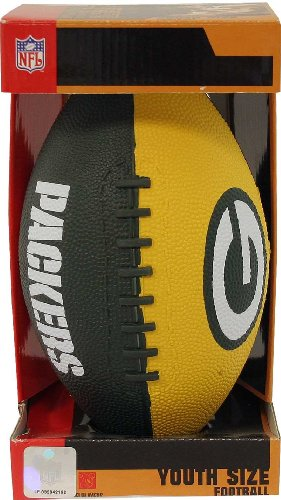 NFL Green Bay Packers Hail Mary Football