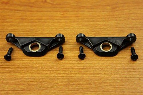 Jeep Wrangler 2 Door Folding Top Side Bow Locks Set of 2 TWO Mopar - Mopar Tops Soft Jeep